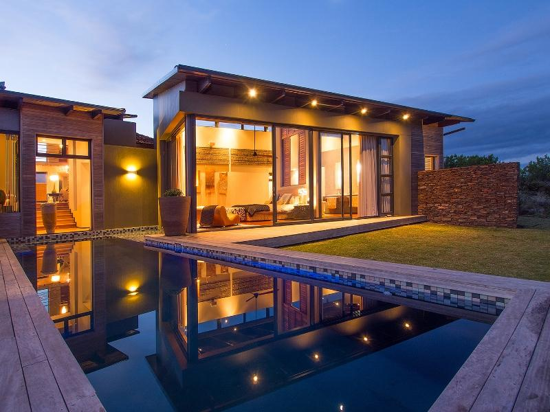 Property For Sale at Modern property with an 'African touch'