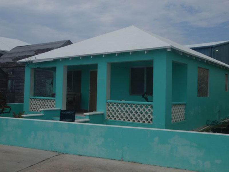 Single Family Home for Sale at East End Waterfront Cottage - With Dock Spanish Wells Harbourfront Spanish Wells, Eleuthera 0 Bahamas