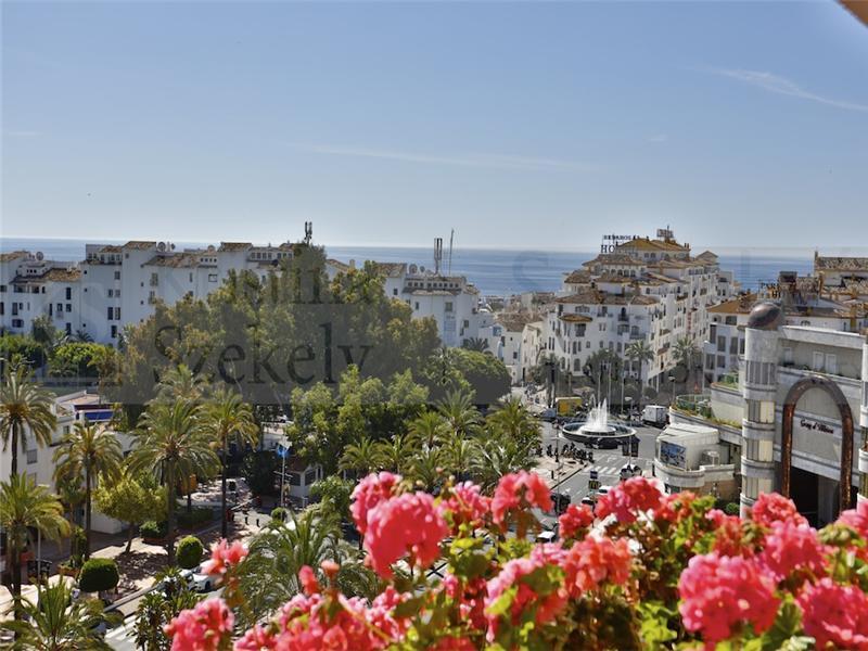 Duplex for Sale at Outstanding duplex-penthouse close to Puerto Banus Marbella, Costa Del Sol 29660 Spain