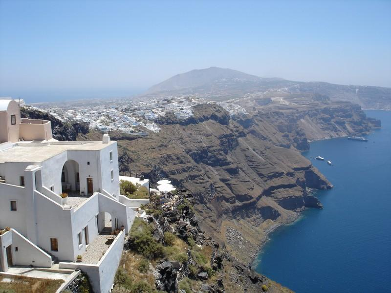토지 용 매매 에 Oia Plot with Caldera View Oia, Santorini, Aegean Sea Santorini, 서던 에게 84700 그리스