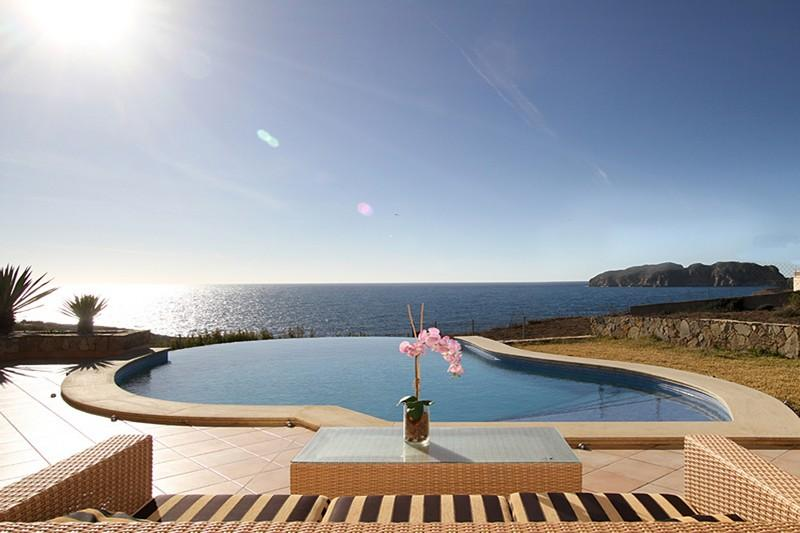 Single Family Home for Sale at Villa in Erster Meereslinie in Santa Ponsa Southwest, Mallorca 07180 Spain