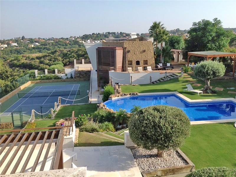 Property Of Impressive spacious property with separate guest villa