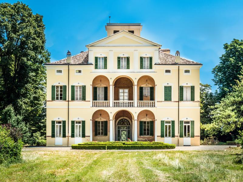 Property Of Elegance and privacy in Parma, Northern Italy