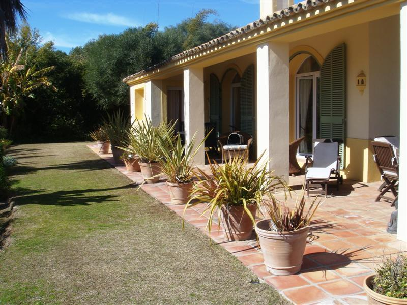 Single Family Home for Sale at Charming villa Sotogrande, Costa Del Sol, 11310 Spain