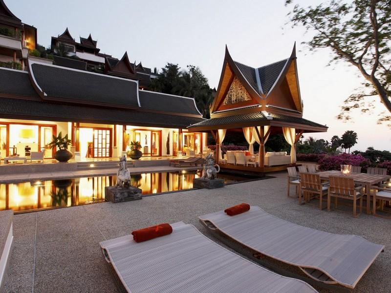 sales property at Classic Thai Sea View Villa