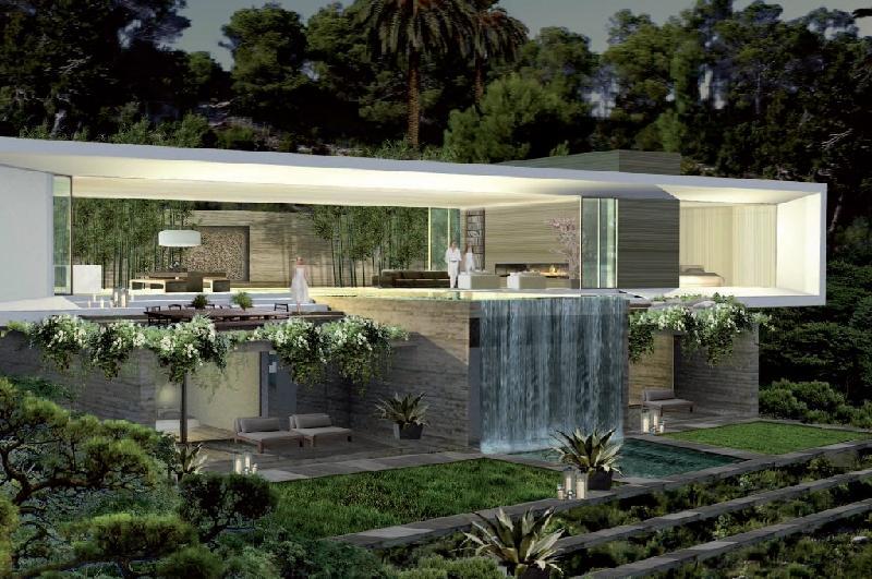 Einfamilienhaus für Verkauf beim Moderne Neubau mit Meerblick und Privatsphäre Ibiza, Ibiza 07830 Spanien