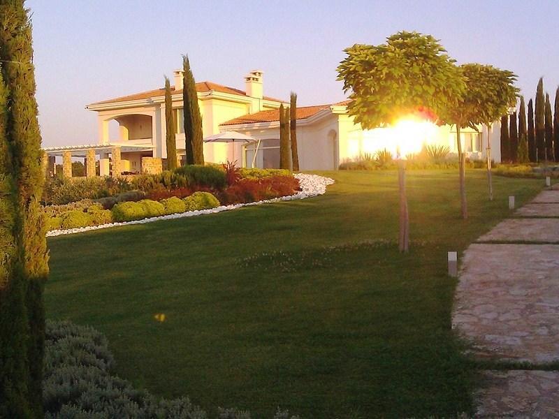 Property Of Thessaloniki Country Luxury Villa
