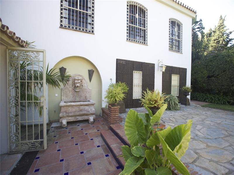 Property Of Andalusian Villa in the Costa del Sol