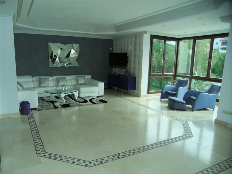 Property Of Magnificent villa with contemporary interiors