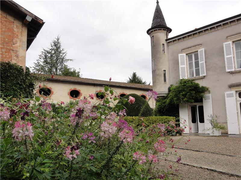 Other Residential for Sale at 18th century estate Lyon, Rhone-Alpes 01320 France