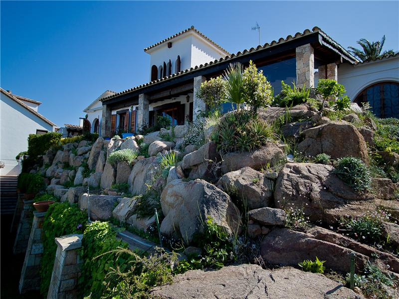 Частный односемейный дом для того Продажа на Дом с видом на море в Сан Фелью де Гишольс Sant Feliu De Guixols, Costa Brava 17220 Испания