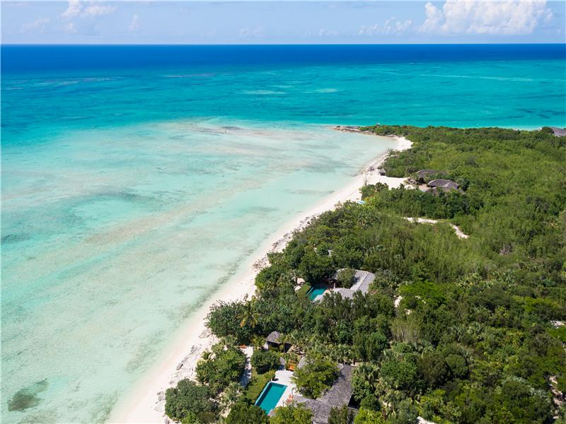 Property For Sale at Lucky House on Parrot Cay