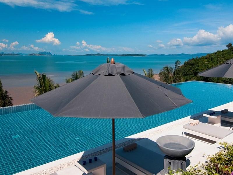 Property Of Absolute Beachfront Villa