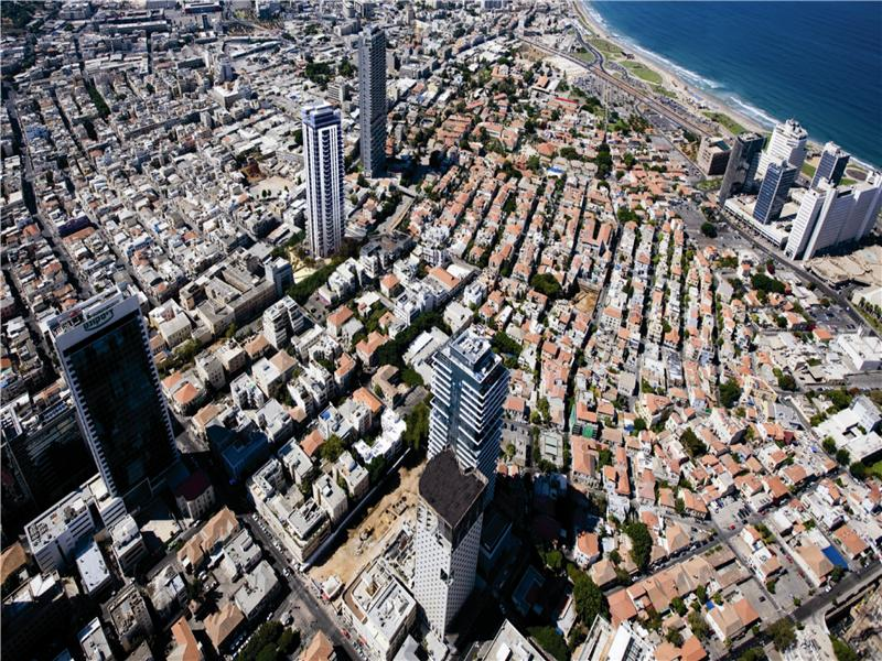 Additional photo for property listing at Neve Tzedek Liber Tower project  Tel Aviv, Israel 6684705 Israel