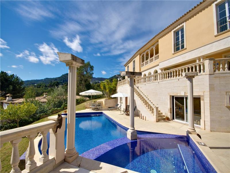Property Of Luxury VIila With Panoramic Views in Son Vida