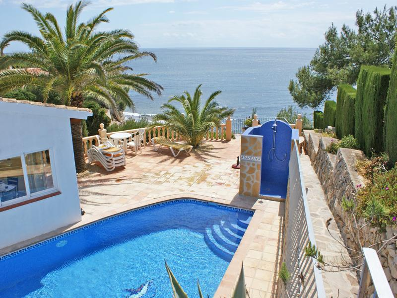 Property Of An amazing opportunity, two villas with unique fir
