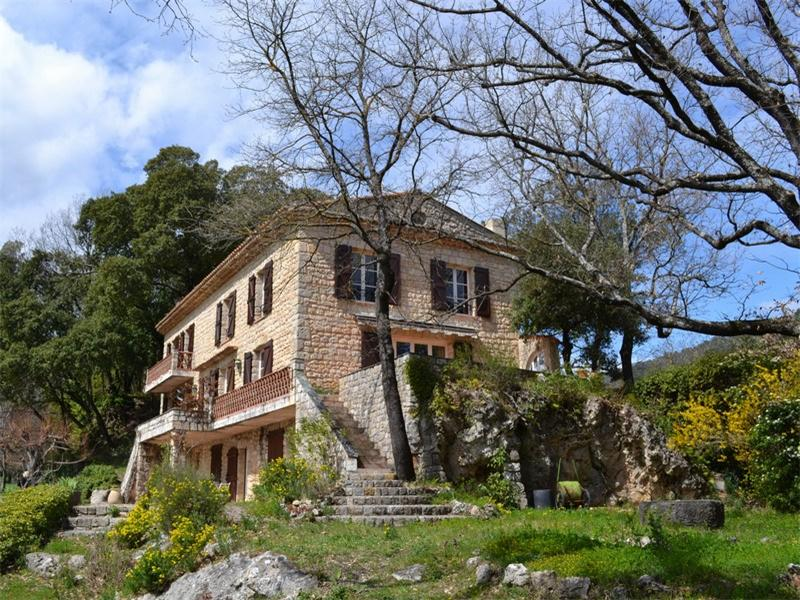 Single Family Home for Sale at Property with bastide, chapel and gardener's house Other Provence-Alpes-Cote D'Azur, Provence-Alpes-Cote D'Azur 83830 France