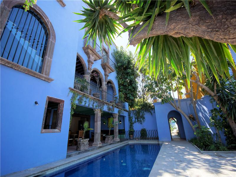 Single Family Home for Sale at Casa Recreo San Miguel De Allende, Guanajuato 37700 Mexico