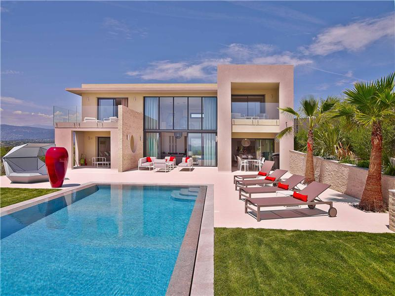 Other Residential for Sale at Beautiful modern villa with panoramic sea view Other Provence-Alpes-Cote D'Azur, Provence-Alpes-Cote D'Azur 06550 France