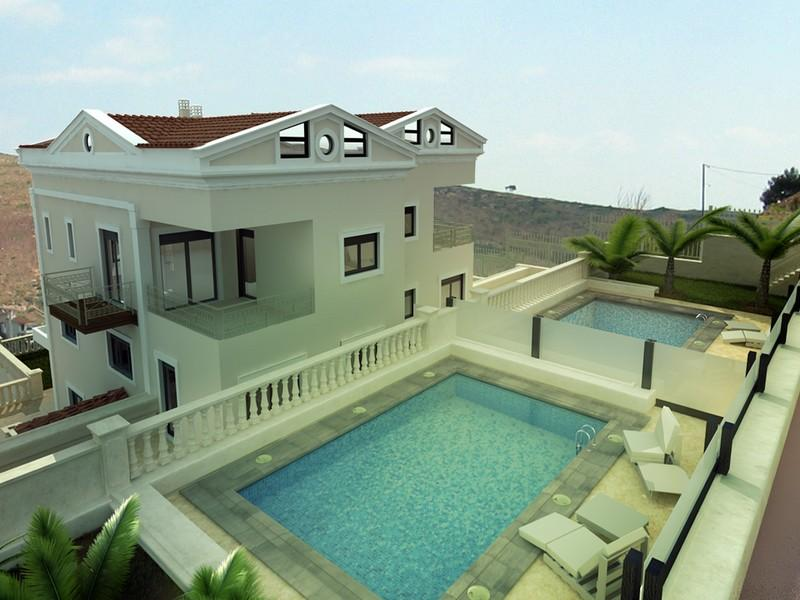Property Of Neoclassical House