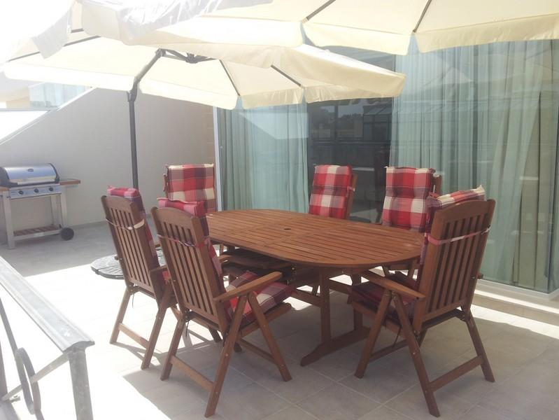rentals property at Central Sliema Penthouse