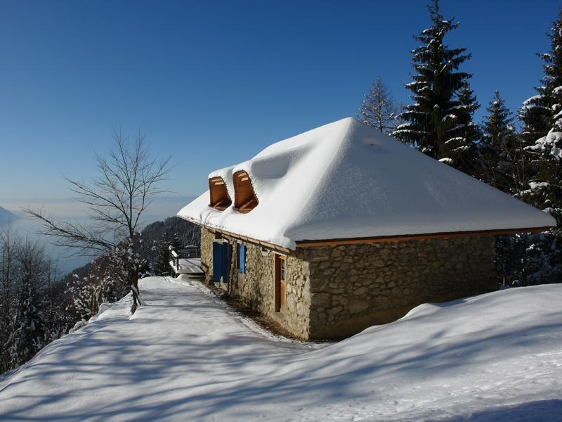 Property Of Wonderful chalets with lake view