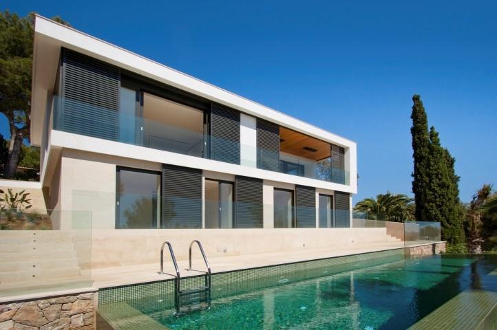 一戸建て のために 売買 アット Modern Villa with Views in Costa de la Calma Santa Ponsa, マヨルカ, 07181 スペイン
