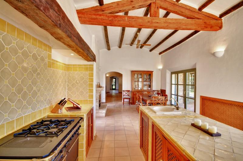 Property Of Villa In Finca Style Near Golf Courses