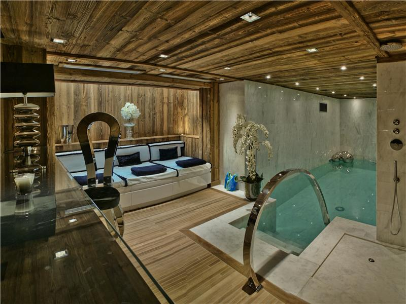 Single Family Home for Sale at Chalet Or Blanc Courchevel, Rhone-Alpes 73120 France