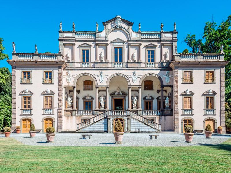 獨棟家庭住宅 為 出售 在 Luxury historic Mansion in Lucca Capannori Lucca, Lucca 55018 義大利