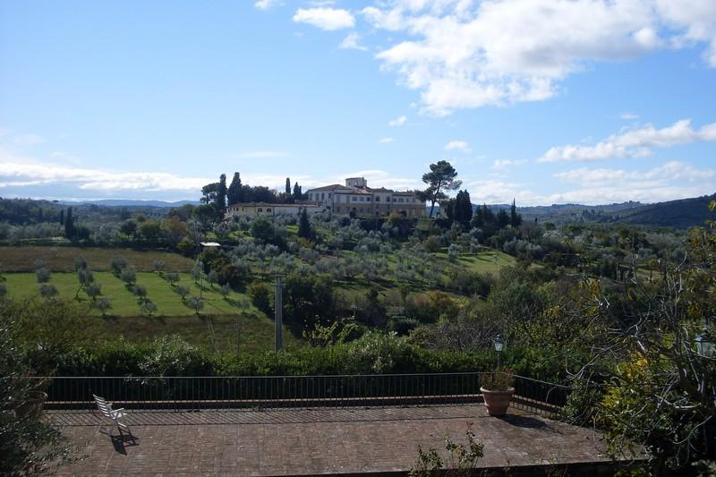 Property Of Property in the Tuscan countryside with lands
