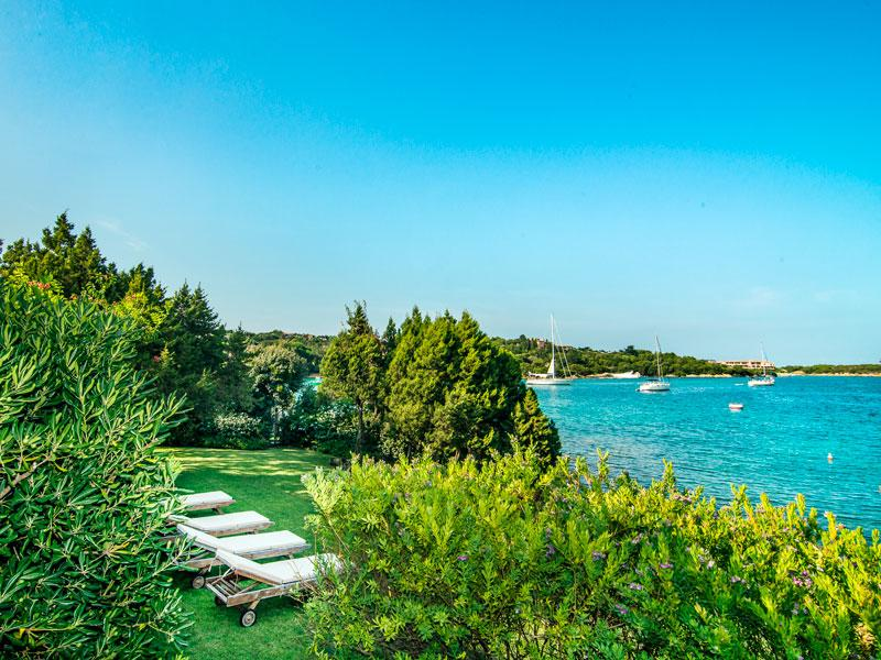 Single Family Home for Sale at Spectacular villa pieds dans l'eau Porto Cervo Porto Cervo, Olbia Tempio 07021 Italy