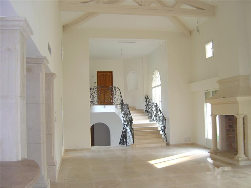 Property Of Newly built villa with view over Mougins old town