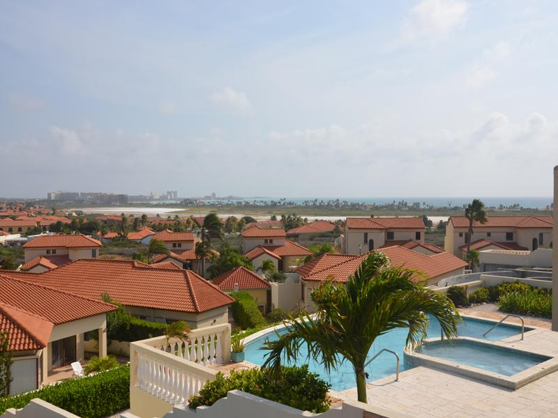 Additional photo for property listing at Caribbean Sea views Malmok, Aruba Aruba