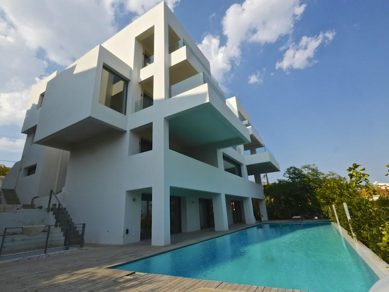 Property Of Luxury Minimal House