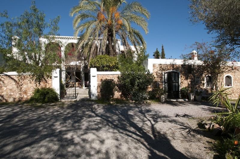 Einfamilienhaus für Verkauf beim Landestypisches Landgut mit Panoramablick Ibiza, Ibiza 07850 Spanien