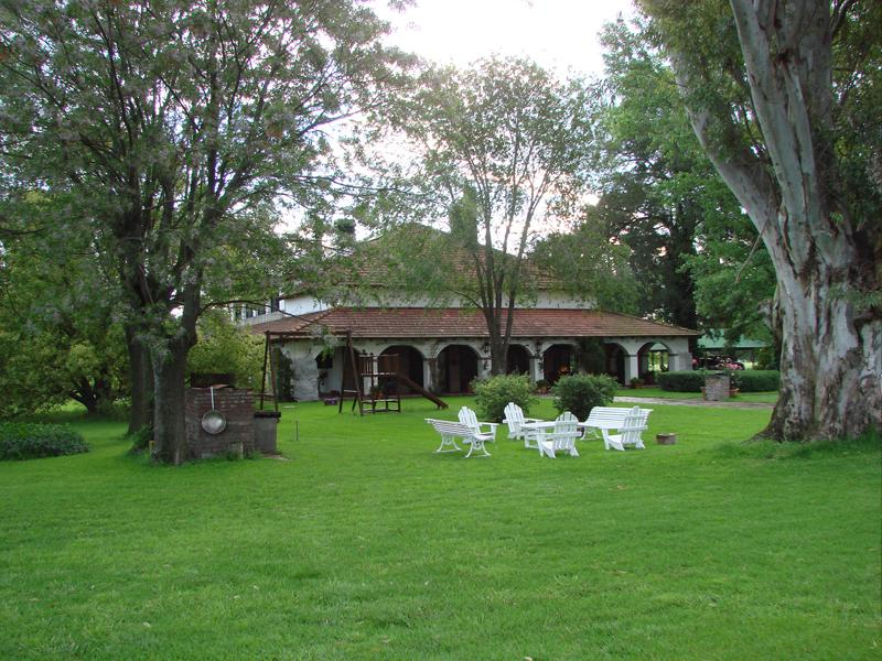 Property For Sale at Mediterranean Ranch in Buenos Aires - Capitán Sarm