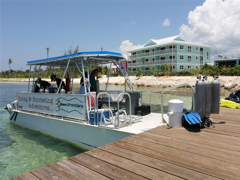 Property Of Compass Point Dive Resort