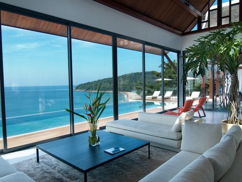 Property Of Superb Ocean View Villa