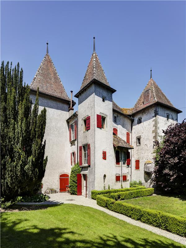 Property Of Splendid 17th-century castle on La Côte