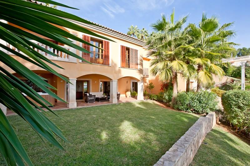 Property Of Mediterranean Villa With Sea Views In Portals