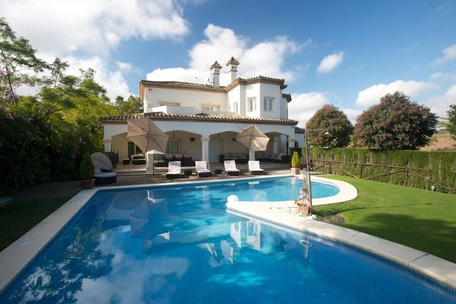 Single Family Home for Sale at Exceptional villa for sale offering a luxury life Sotogrande, Costa Del Sol 11310 Spain
