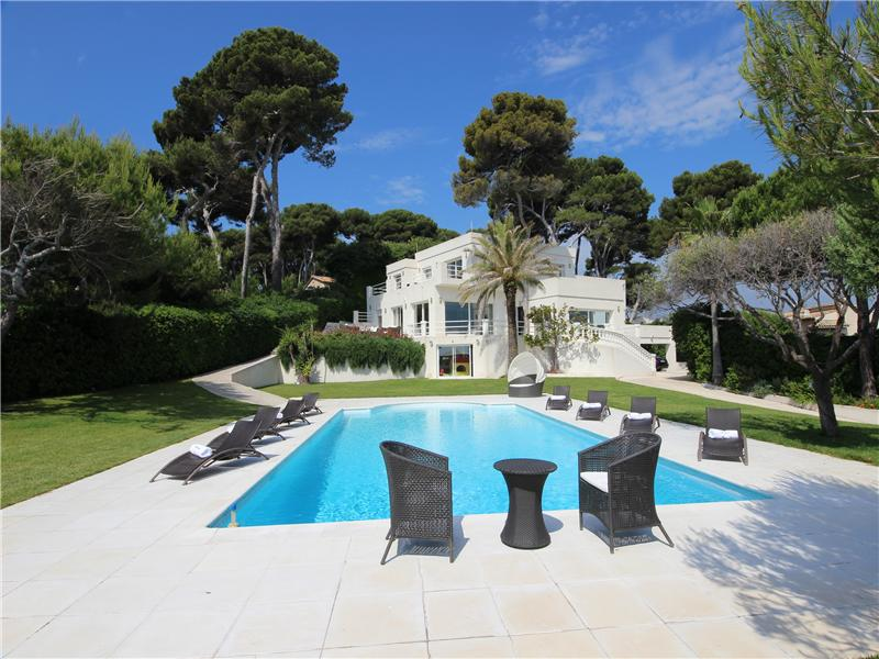 Other Residential for Sale at Luxury Contemporary Villa with Panoramic Sea Views Cap D'Antibes, Provence-Alpes-Cote D'Azur 06600 France