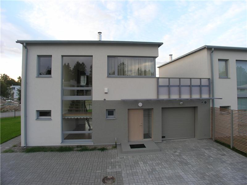 Single Family Home for Sale at New semi-detached houses in exclusive suburban are Tallinn, Harjumaa 11912 Estonia