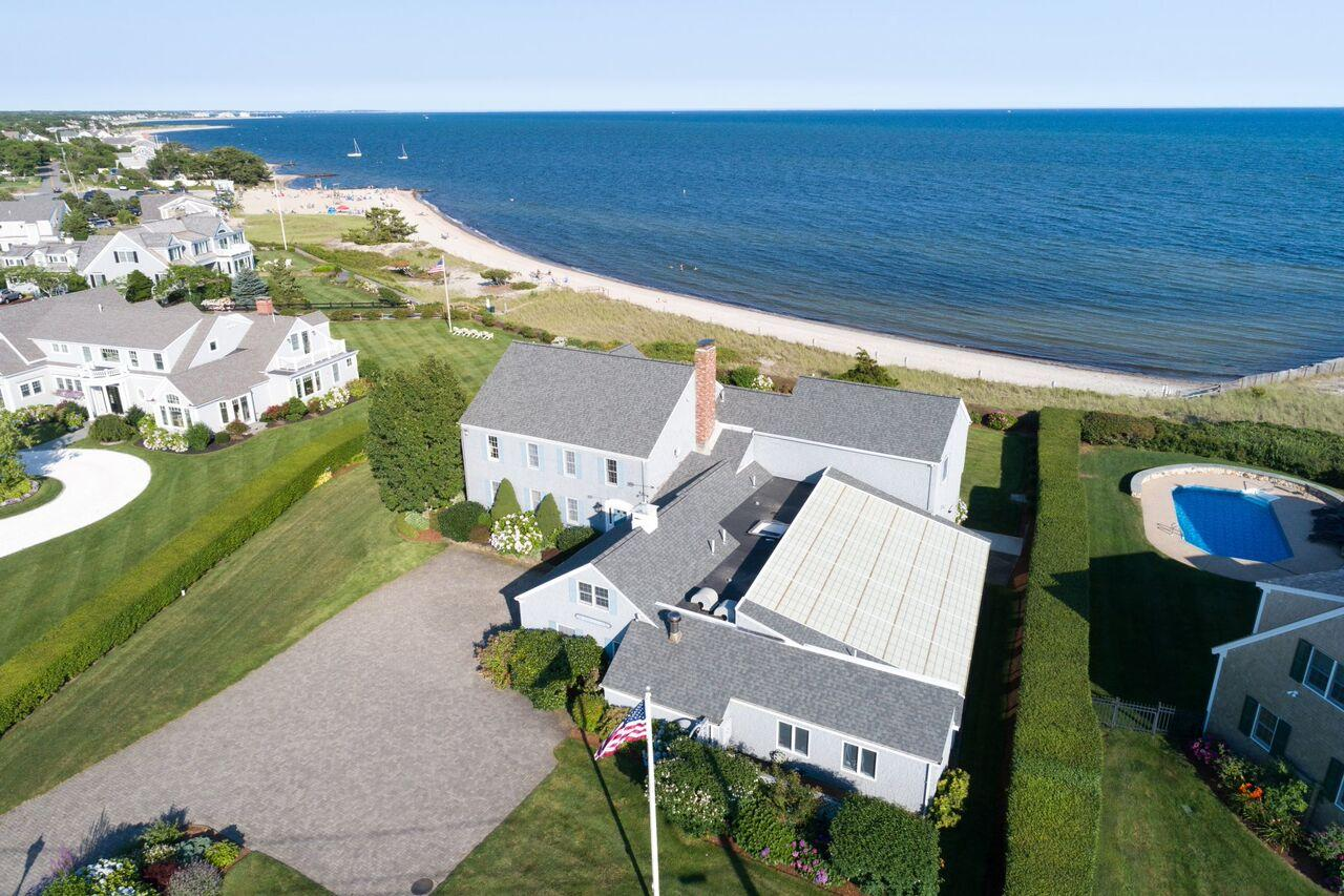 Single Family Home for Sale at Welcome to 'WINDANDSEA' 53 Strandway Harwich, Massachusetts 02671 United States