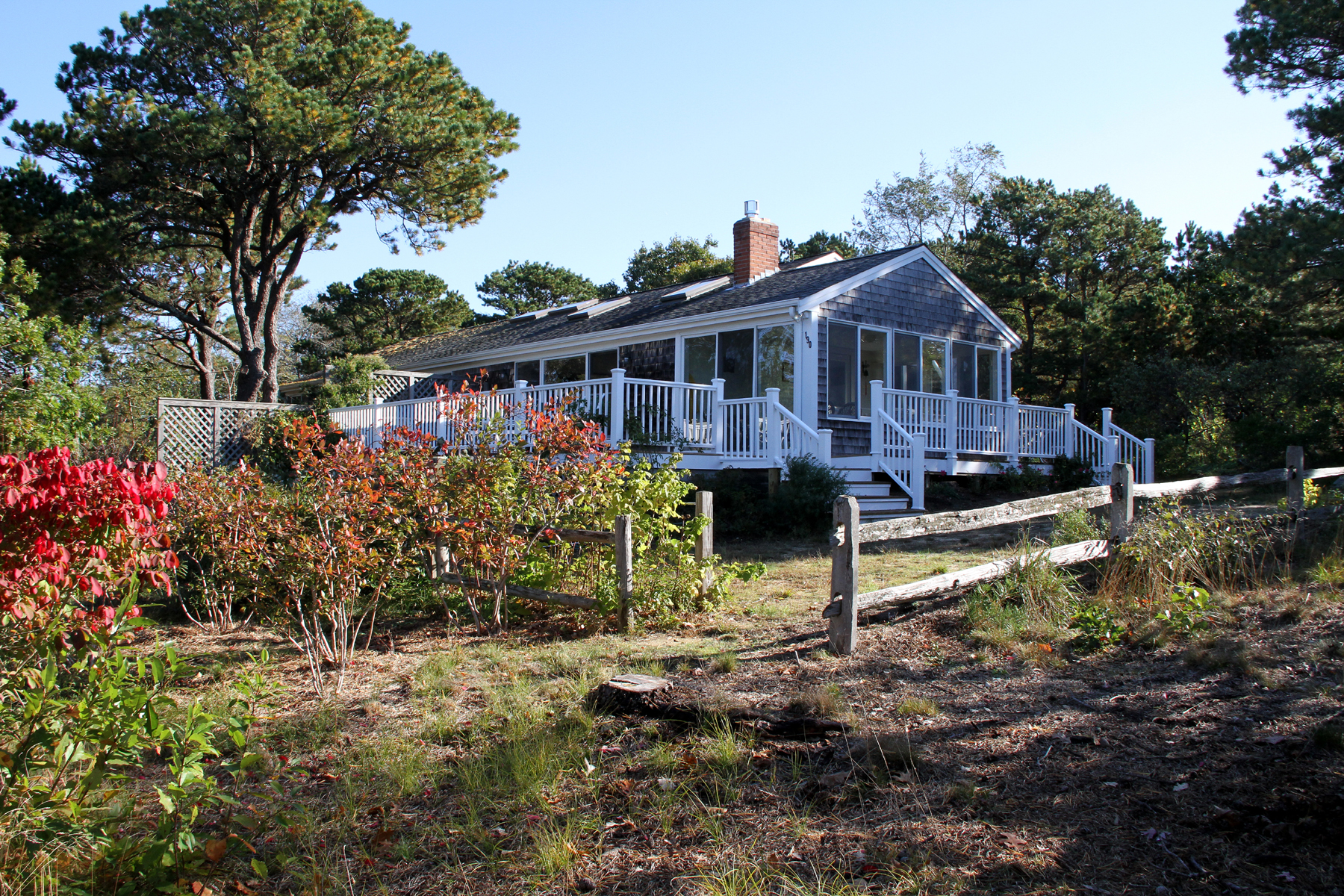 sales property at 190 Spring Road, Eastham, MA