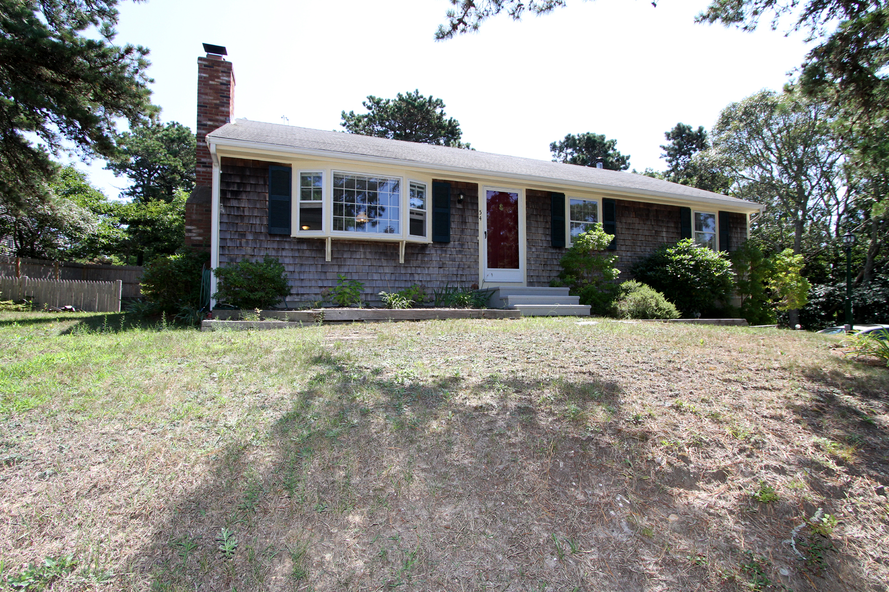 Single Family Home for Sale at MOVE RIGHT IN 54 Holly Drive Chatham, Massachusetts 02659 United States