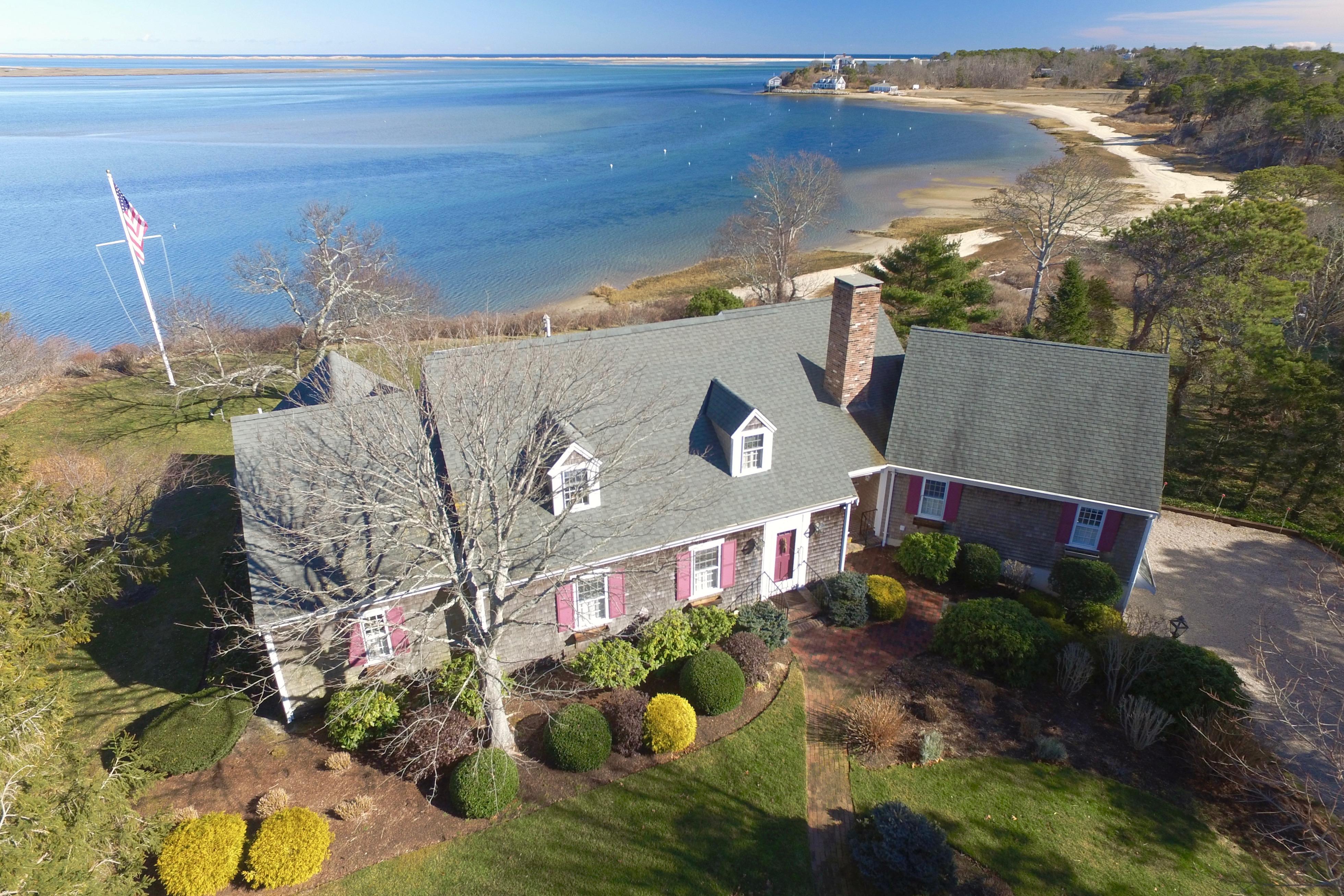 獨棟家庭住宅 為 出售 在 340 Whidah Road, Chatham, MA Chatham, 麻塞諸塞州, 02650 美國
