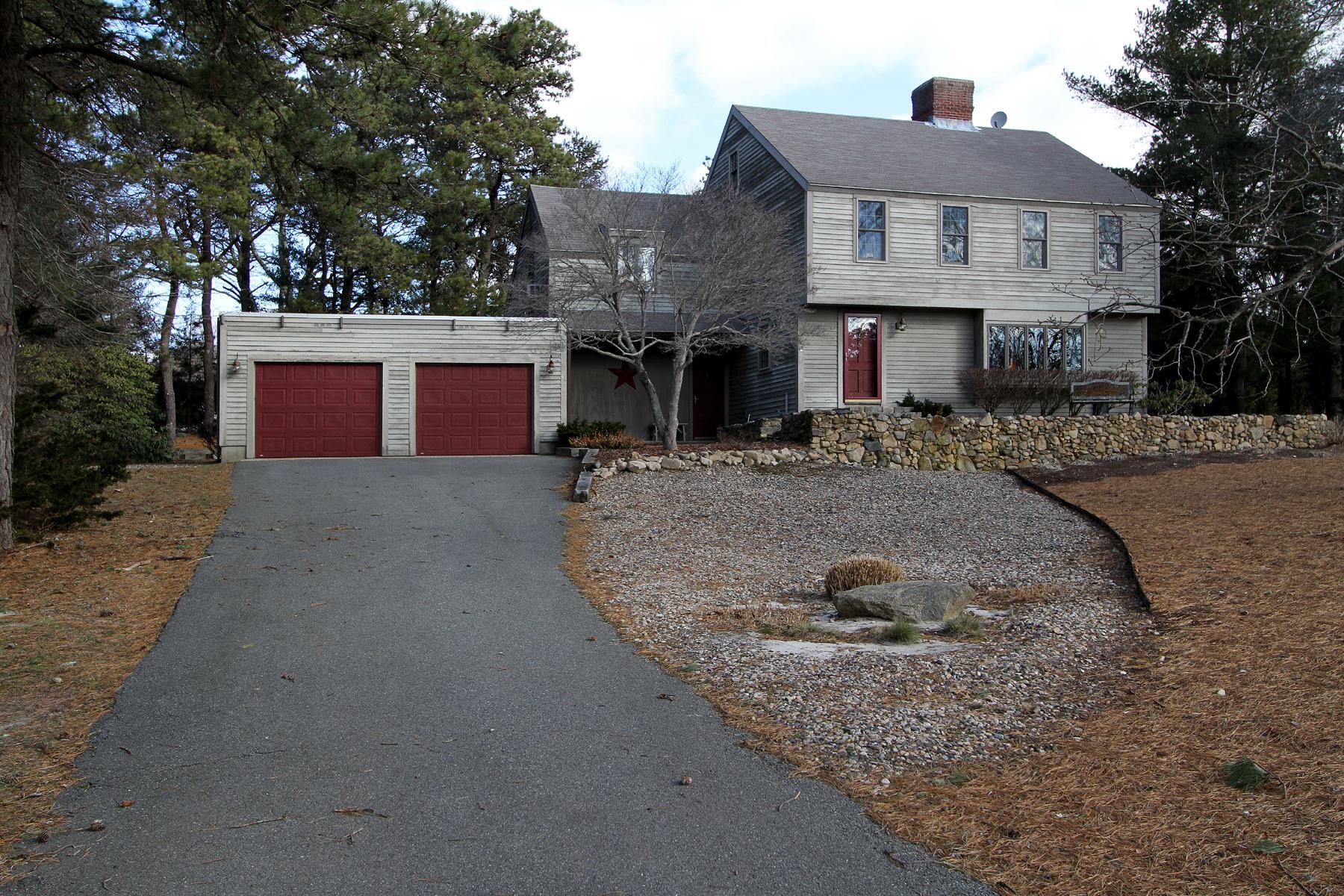 Maison unifamiliale pour l Vente à 66 Carol Drive, Dennis, MA Dennis, Massachusetts, 02641 États-Unis