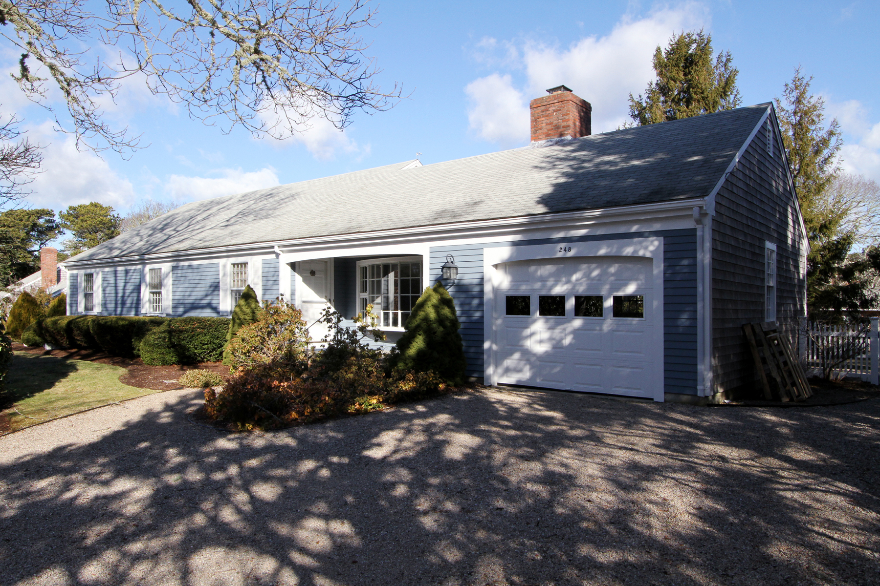 Single Family Home for Sale at 248 Chipping Stone Road, Chatham, MA Chatham, Massachusetts, 02633 United States